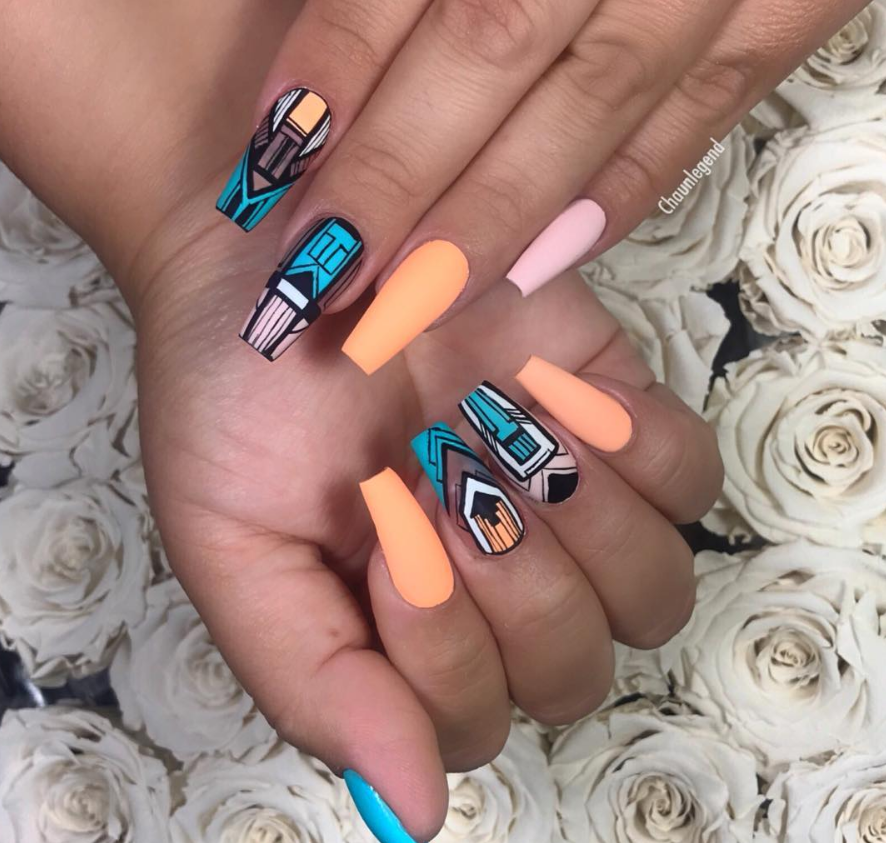 Instagram Inspiration for Your Summer Nail Colors Style - ENTITY