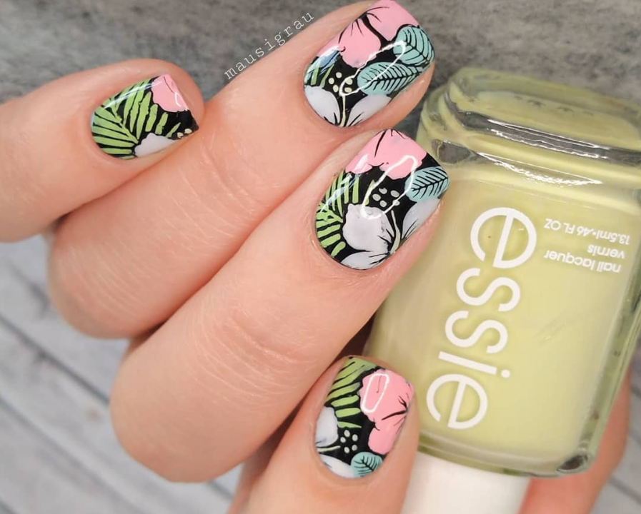 Instagram Inspiration For Your Summer Nail Colors Style Entity