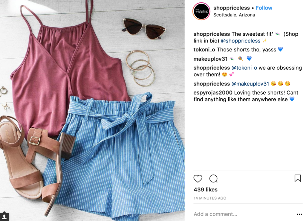 50 Of The Best Instagram Boutiques For Every Woman