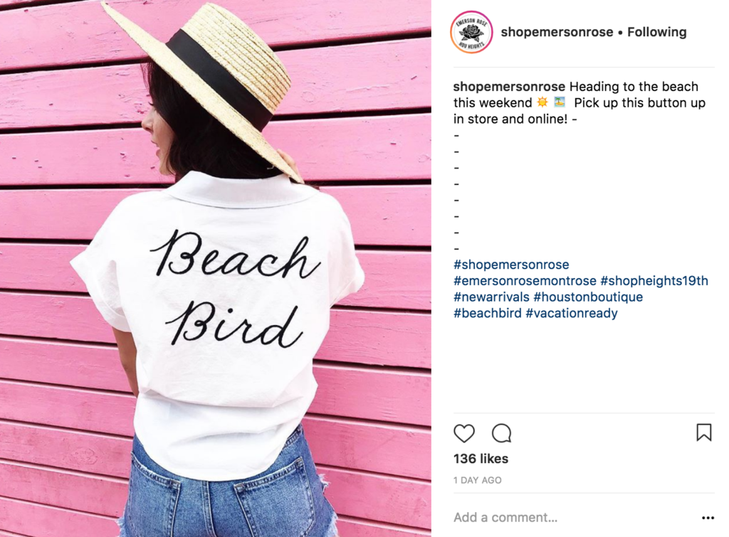 04589381882fd 50 of The Best Instagram Boutiques For Every Woman