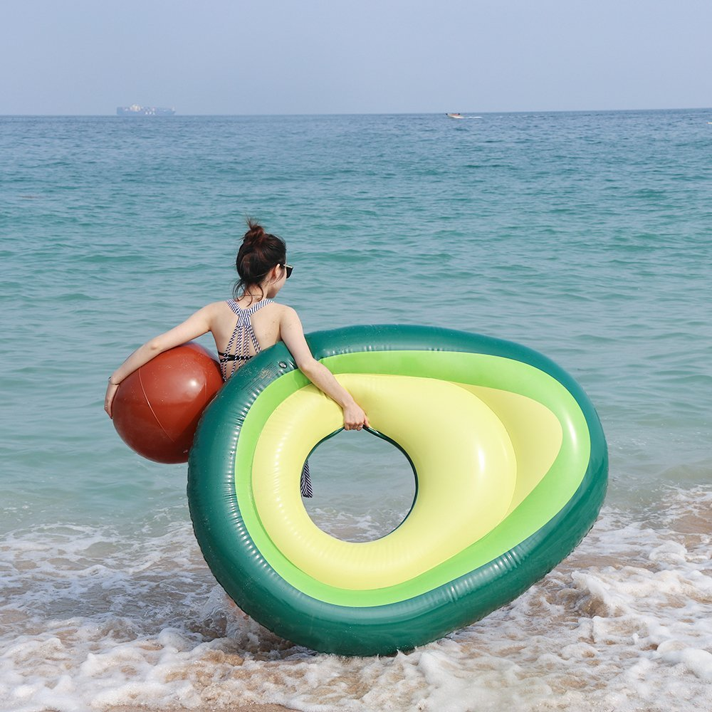 Inflatable Pool Toys For Adults Who Don't Want Any Old Float