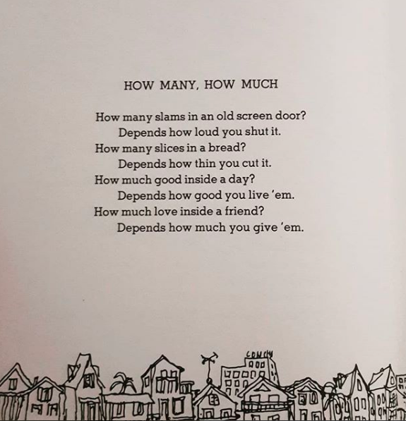 Shel Silverstein Poems with Valuable Life Lessons