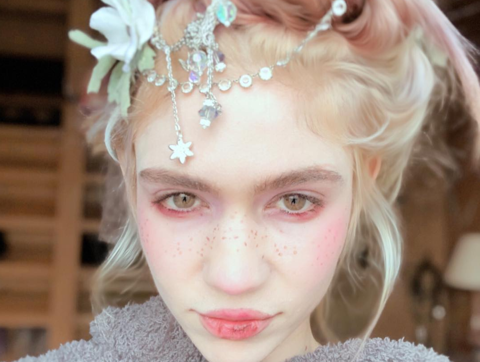If Your Wellness Regimen Doesn't Look like Grimes', You're ...